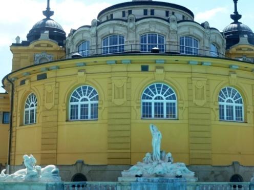Szechenyi Medicinal Bath